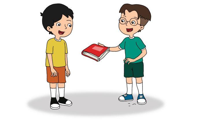Menukar Buku