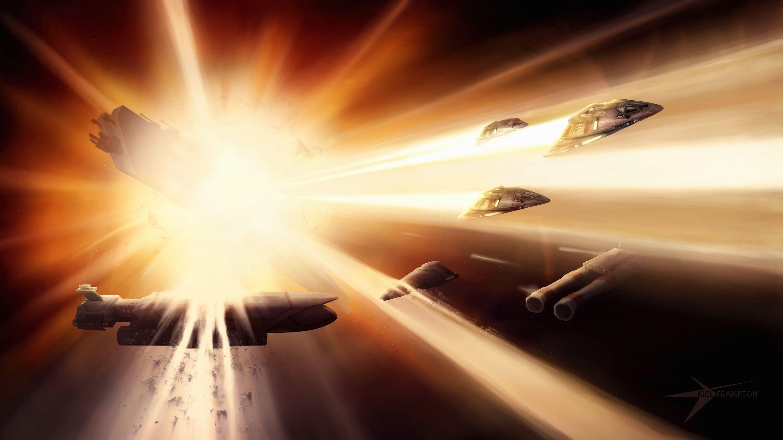 Space Battle Climax