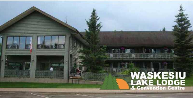 Waskesiu Lake Lodge & Convention Center
