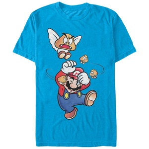 Mario Get Off Me - T-Shirt