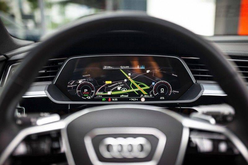 Audi e-tron 55 Quattro *4% Bijtelling / Prijs Ex. BTW / B&O / Stad & Tour pakket / Pano / ACC* afbeelding 8