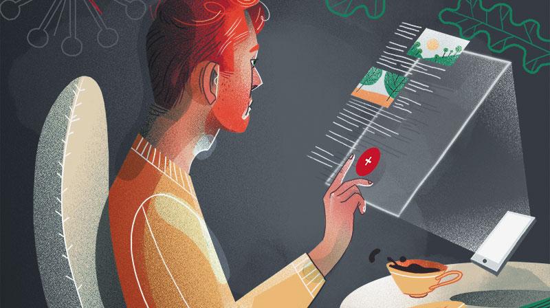 Ilustracion en Moviles