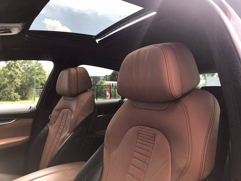 BMW X6 M50D VERKOCHT 381PK, M-Sport, ACC, Dak, Harman/Kardon, Keyless, Lane Assist, Camera, Standkachel, Trekhaak, LMV'20 afbeelding 6