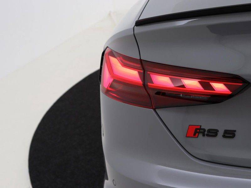 Audi RS5 Sportback 2.9 TFSI quattro | 450PK | Panoramadak | Stoelventilatie/verwarming | Bang & Olufsen | Top view camera | Matrix LED Laser | RS Sportuitlaat | 20'' inch brons | Verlengde fabrieksgarantie afbeelding 21