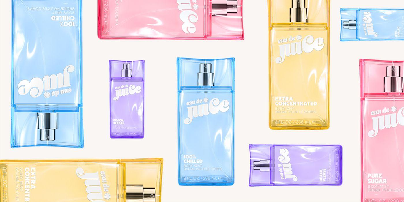 Cosmopolitan Eau De Juice Fragrance Collection