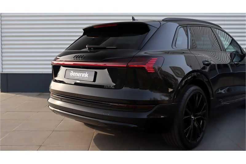 Audi e-tron 55 quattro Advanced Bang & Olufsen, Panoramadak, Head-Up Display, Soft-Close afbeelding 20