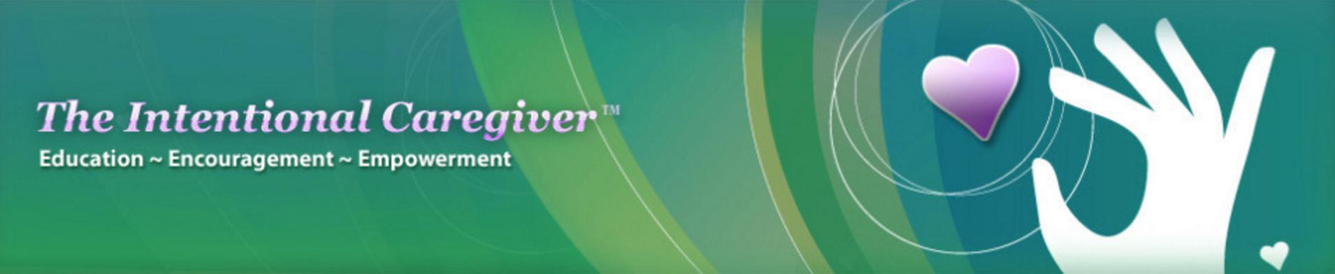 Intentional caregiver logo