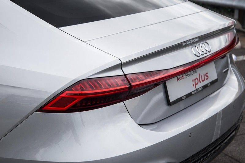 Audi A7 Sportback 55 TFSI e quattro Competition 376 PK   21'' velgen zwart   Assistentiepakket Tour & City   360* Camera   Head-Up   Matrix LED   Adapt. Demping   Comfortstoelen   Leder afbeelding 15