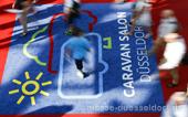 CARAVAN SALON 2016: Rekord zum 55. Geburtstag