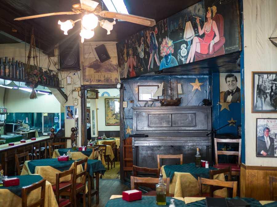 Valparaiso has bars with personality