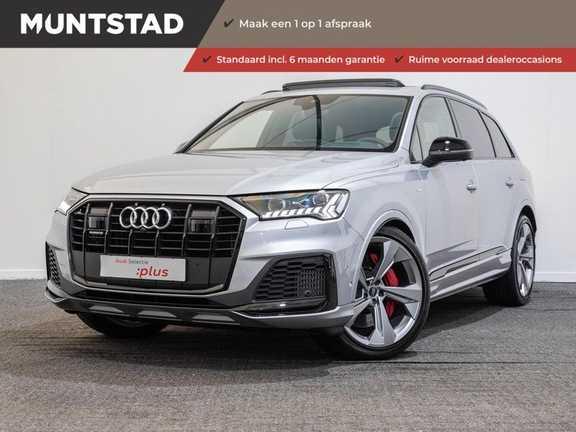 Audi Q7 60 TFSI e quattro Competition | S-Line | Pano.Dak | Trekhaak | Head-Up | B&O Sound | Adapt. Cruise | 360 Camera | Nachtzicht ass. | Full Option | NP € 156.453,- |