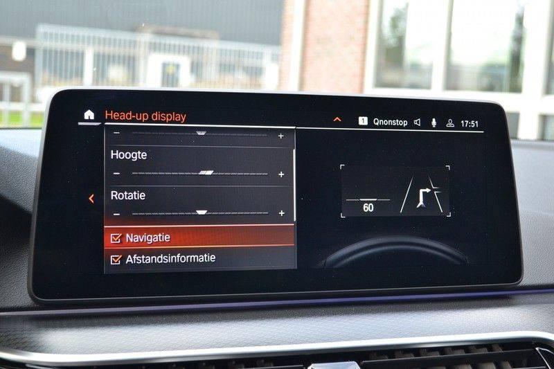 BMW 5 Serie Touring 540i xDrive 333pk M-Sport Pano Laser Comfort LiveCp DA+ HUD 20inch afbeelding 17