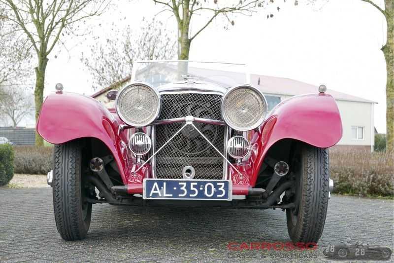 Jaguar SS100 3.5 Roadster / Heritage Trust Certificate / RHD afbeelding 2