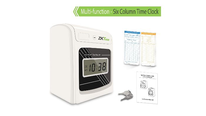 PH601N Non-Calculating Time Clock