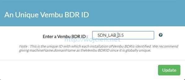 Vembu BDR Suite Review - 4
