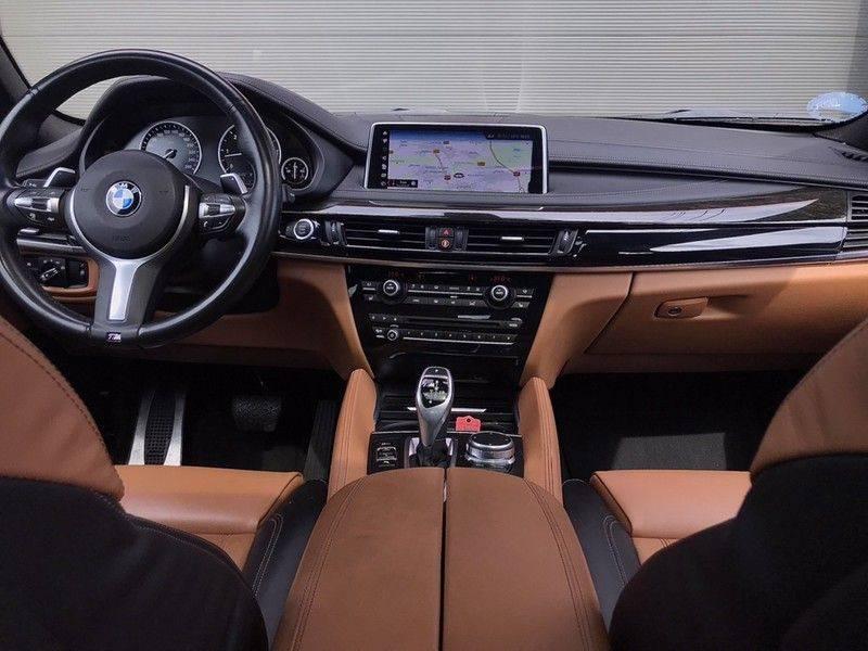 BMW X6 M50D VERKOCHT 381PK, M-Sport, ACC, Dak, Harman/Kardon, Keyless, Lane Assist, Camera, Standkachel, Trekhaak, LMV'20 afbeelding 11