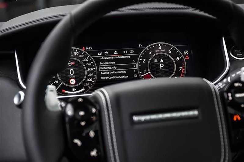 Land Rover Range Rover Sport SVR 22INCH+PANO.DAK+STOELKOELING NP.227K afbeelding 23