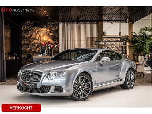 Bentley Continental GT 6.0 W12 GT *SPEED* 621 pk Volledige historie bekend