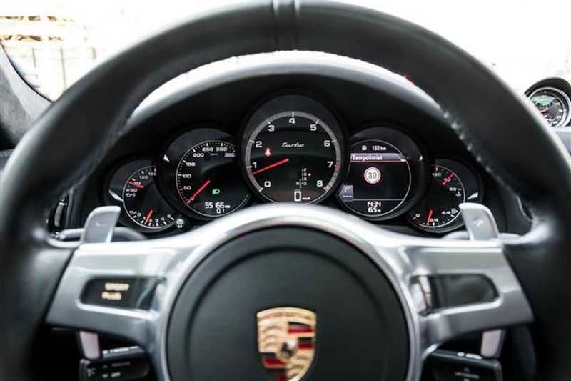 Porsche 911 TURBO GLAS DAK+ADAPT.STOELEN+CAMERA afbeelding 12
