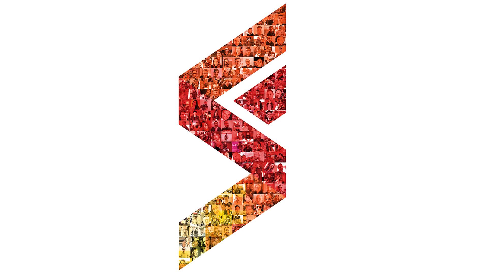 fireprite logo mosaic