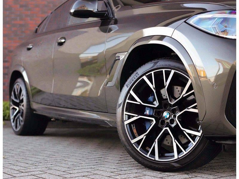 BMW X6 M *Carbon*Pano*HUD*B&W*FULL OPTION* afbeelding 2