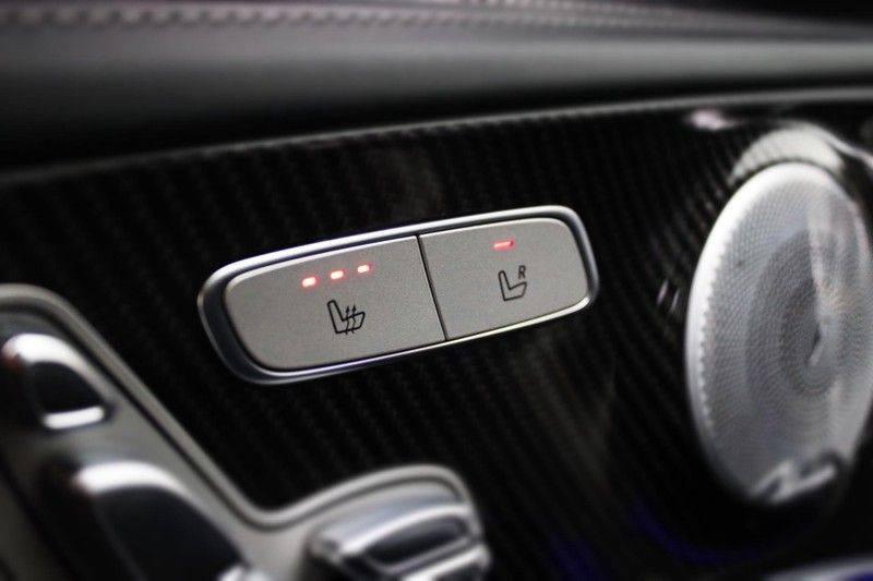 Mercedes-Benz E-Klasse 63 S AMG 4Matic-plus kuipstoelen pano carbon afbeelding 25