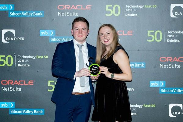 Kaizen Named One of UK's Top 50 Tech Companies by Deloitte