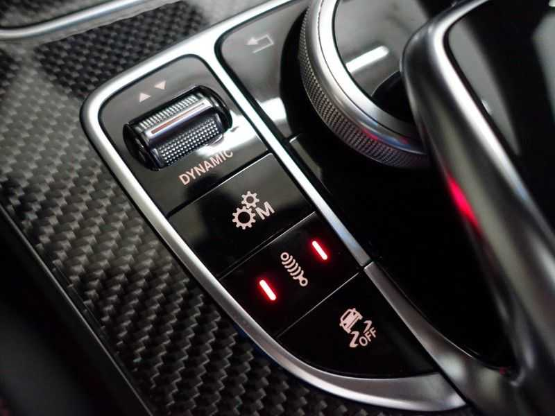 Mercedes-Benz C-Klasse 43 AMG 4MATIC 368pk Performance Carbon, Pano, Full afbeelding 12