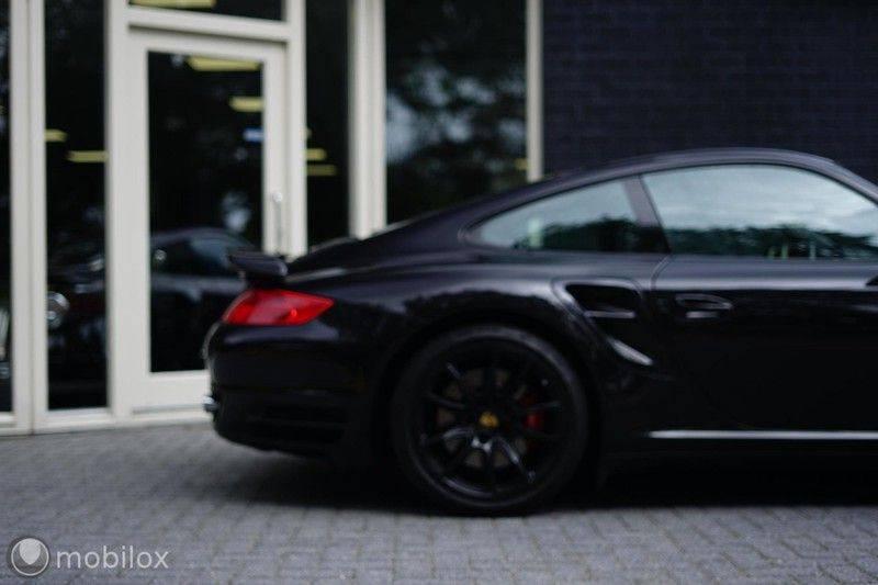 Porsche 911 997 3.6 Turbo   sport chrono afbeelding 8