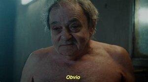 """Viejito de la película """"El Hoyo"""""""