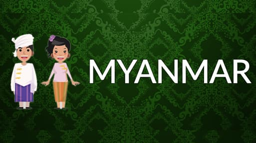 Customs, Costumes & Etiquette in Myanmar