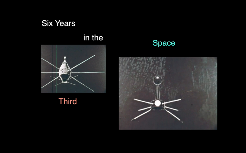 Six years in the Third Space // 2020 program