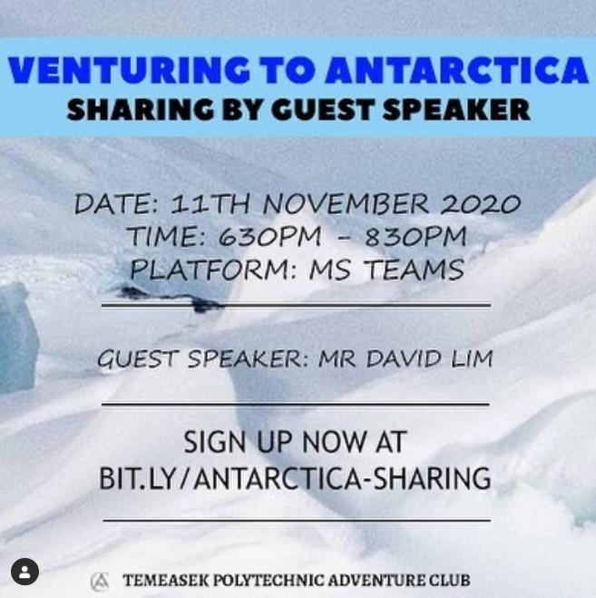Venturing to Antartica