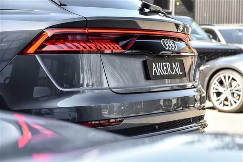 Audi Q8 50 TDI NP € 174K, S-LINE+PANO.DAK+MASSAGE+22INCH+B&O afbeelding 12