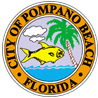 logo of City of Pompano Beach