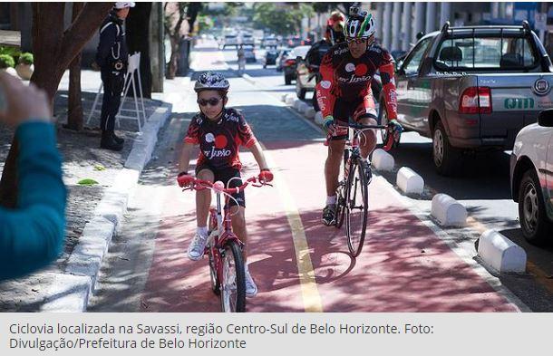 Imagem destacada do post Tendência mundial é estimular a mobilidade ativa, que prioriza pedestres e transportes não motorizados