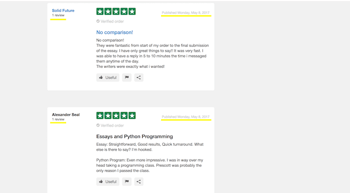 prescottpapers.com reviews at trustpilot