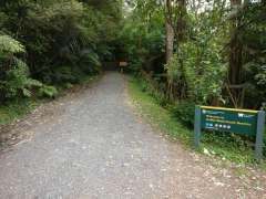 Goldie Bush entrance