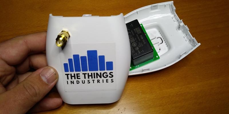 Hacking the TTI Indoor Gateway - Tinkerman