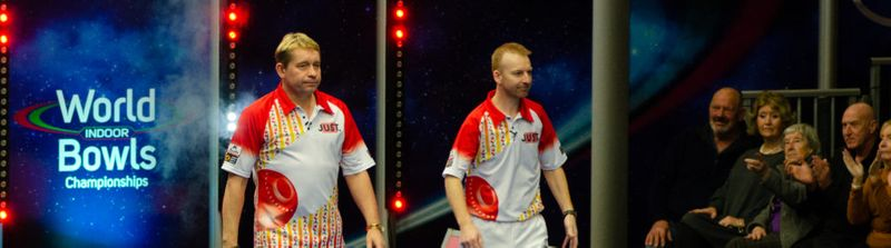 WORLD PAIRS SEMI-FINAL LINE UPDECIDED