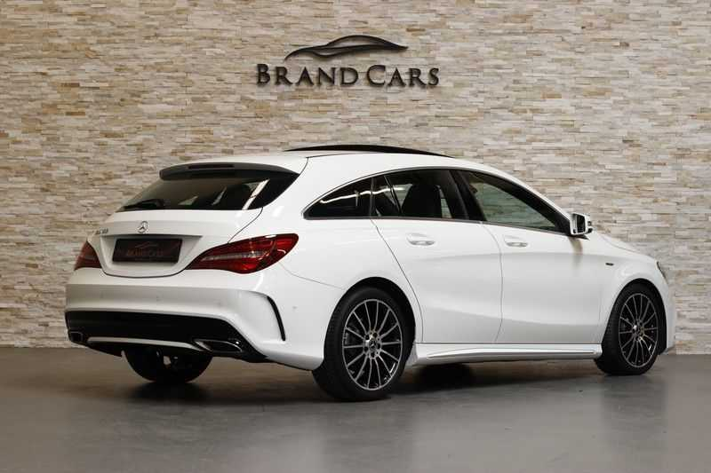 Mercedes-Benz CLA-Klasse Shooting Brake 180 PEAK Edition | Panoramadak | Achteruitrijcamera | AMG Pakket | Keyless | afbeelding 10