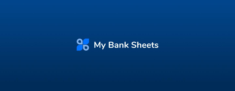 Mybanksheets.com