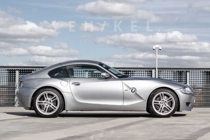 BMW Z4M Coupé 3.2 // Mint condition // Z4M afbeelding 4