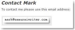 contact mark firefox