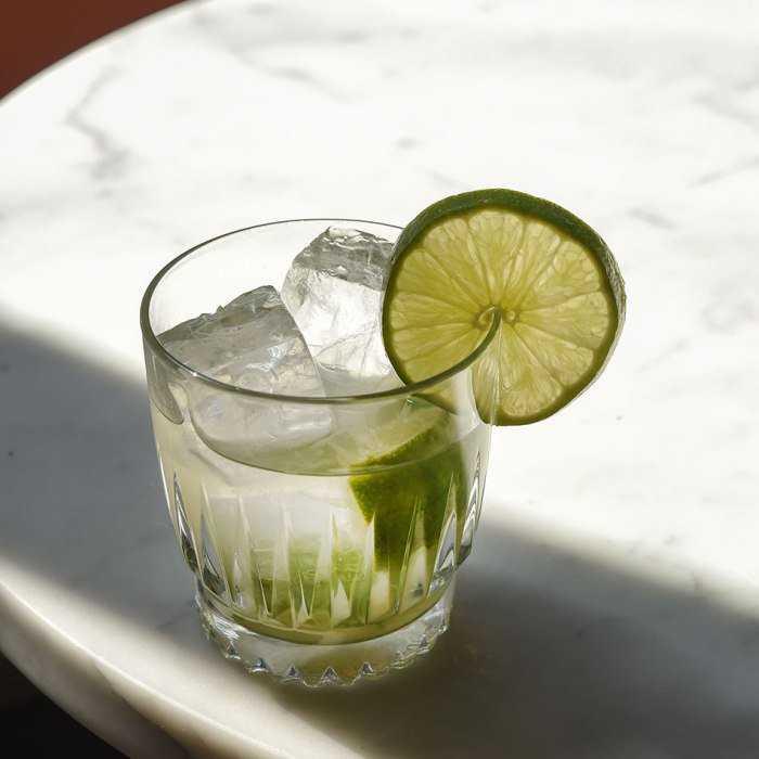Caipirissima Cocktail