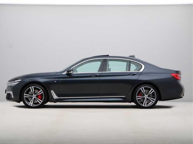 BMW 7 Serie 750i xDrive High Executive M-Sport afbeelding 10