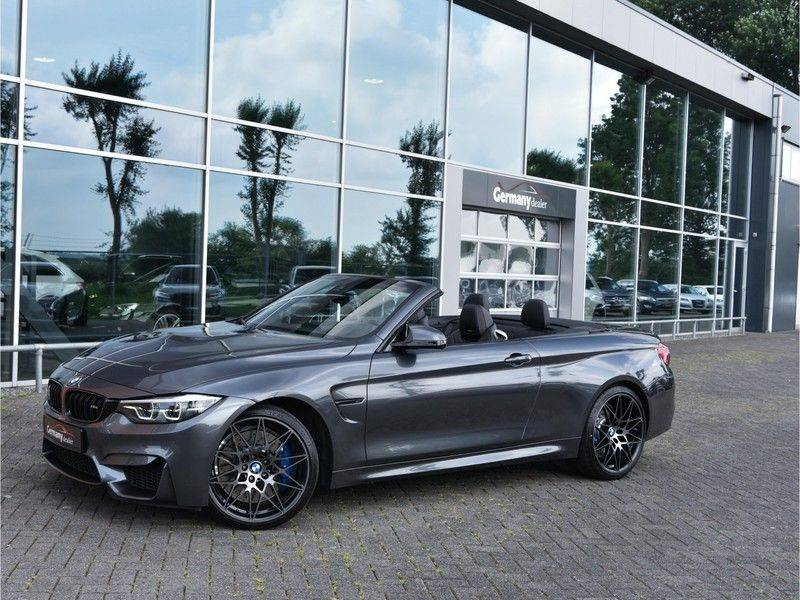 BMW M4 Cabrio Competition DCT 450pk HUD H/K DAB Adaptive-LED Memory 20inch afbeelding 15