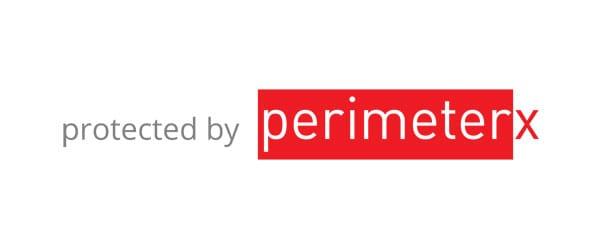 protected by perimeterx logo