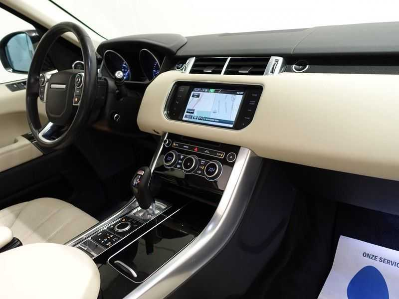 Land Rover Range Rover Sport 3.0 TDV6 HSE Dynamic Aut- Panoramadak, Leer, Camera, Full options afbeelding 20