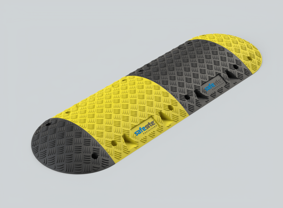 Plastic Speed Ramp with End Stops